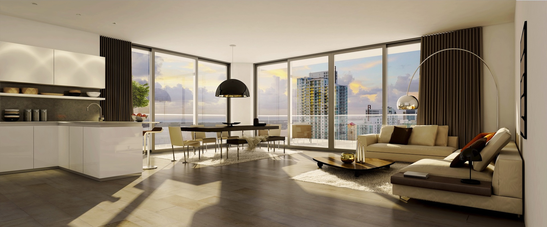 Luxury Apartments In Coral Gables