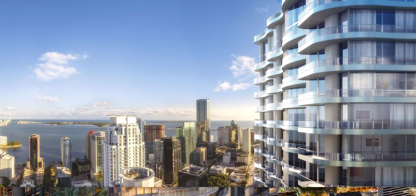 New And Pre Construction Brickell Flatiron Condo