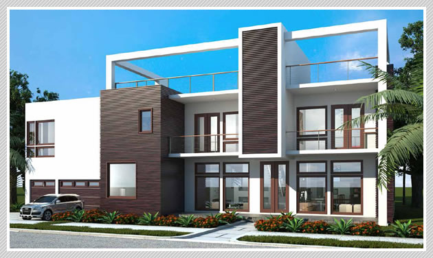 New and pre construction ivi doral miami florida for Contemporary homes for sale in florida