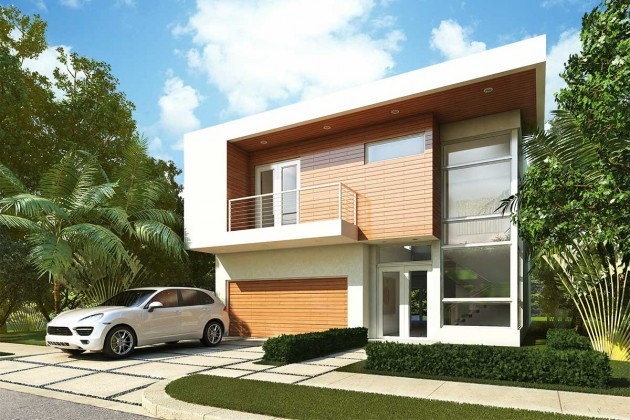 Contemporary Homes Miami New And Preconstruction  Modern Doral Contemporary Homes In The .