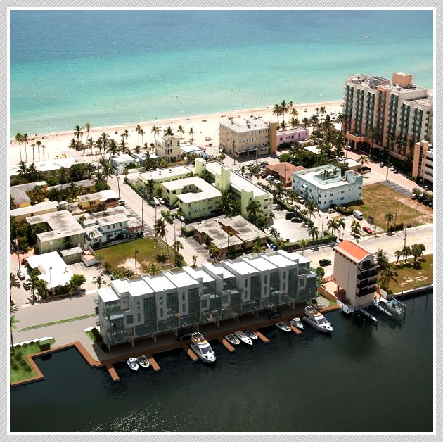 Beach House Rentals In South Beach Miami: Sunset Harbor Residences